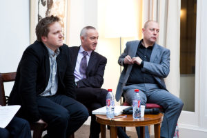 The Bicultural Literature and Film conference 2010, with Will Higbee and James Williams